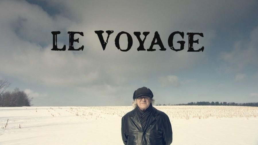 Photo publiée lors de la rediffusion de la chanson spirituelle Le Voyage sur le Web