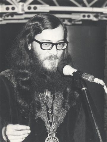Raôul Duguay, poète mystique et mythique.